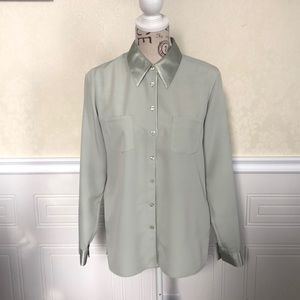 Tops - Mark and Spencer Button Down Blouse